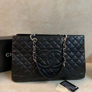One day sale! No offer! Chanel XL GST tote